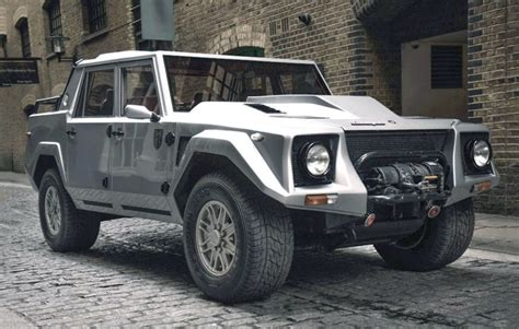 For Sale: 1991 Lamborghini LM002 fully restored, 1 of 328 ...