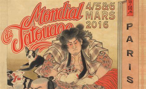 Salon Du Tatouage 2016 Paris  Idées De Tatouages Et Piercings
