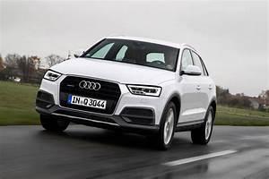 Audi Q3 Versions : el audi q3 estrena tres nuevas versiones especiales ~ Gottalentnigeria.com Avis de Voitures