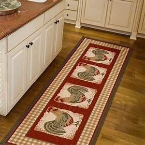 Rooster, Kitchen, Runner, Rugs