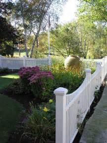 front yard fences pictures fence design ideas remodels photos