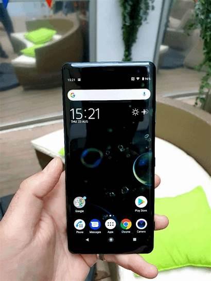 Xperia Xz3 Sense Side Tech Sony