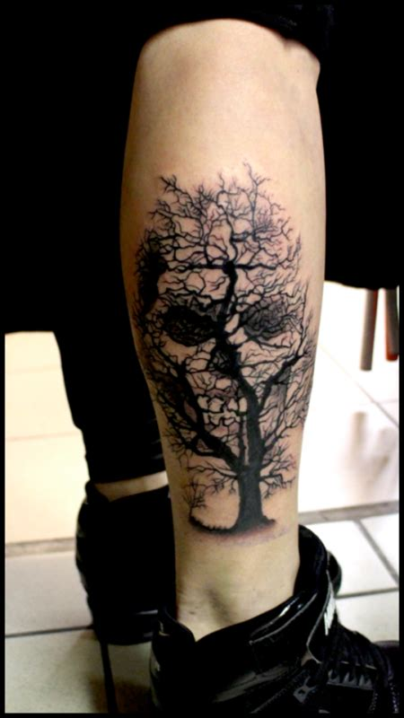 Tree Tattoos Ideas Show Your Love For Nature
