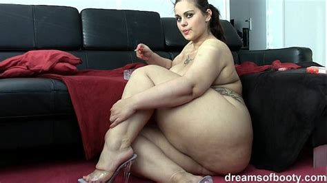 German Bbw Pawg Samantha Is Teasing While She Is Smoking A