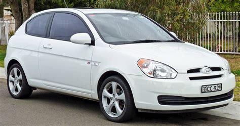 2007 Hyundai Accent Se by 2007 Hyundai Accent Se 2dr Hatchback 1 6l Manual