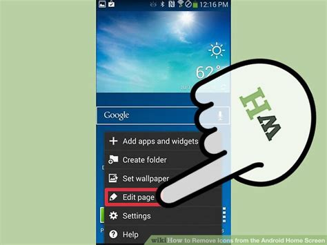 how to remove from android tablet 3 ways to remove icons from the android home screen