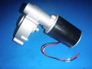 Gear Motor 150 Watt 12 Volt 190