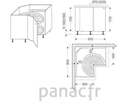 dimensions meuble cuisine dimensions meuble d angle cuisine table de lit