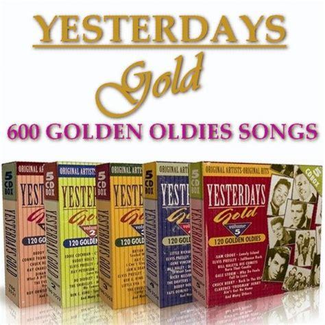 Rutorinfo  Va  Yesterdays Gold 600 [25cd] (1987) Alac