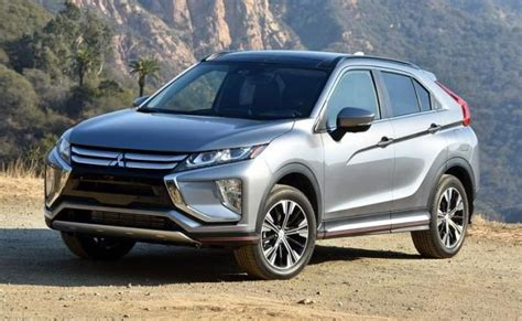 Mitsubishi Eclipse Cross 2020 by 2020 Mitsubishi Eclipse Cross Look Specs And Price