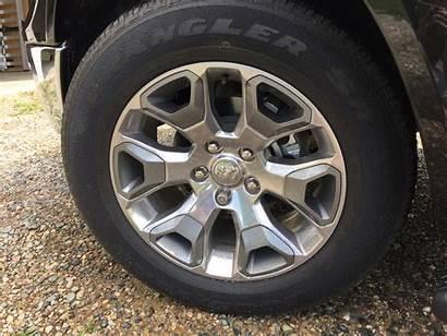 Ram Wheels 1500 Limited Tires Them Goodyear