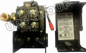 Pressure Control Switch Valve For Air Compressor Replaces
