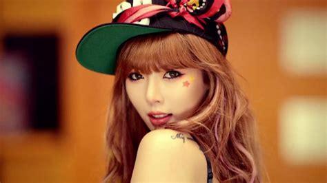 hyuna   sexy parody   muse  snl korea soompi