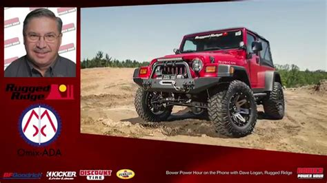Omix-ada Jeep Collection, International Motorcycle Shows