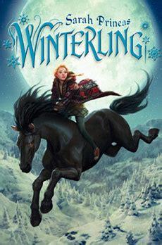 winterling series sarah prineas author   magic