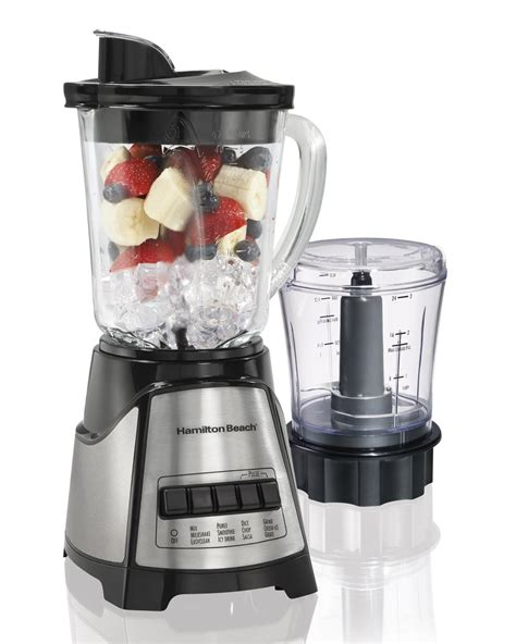 blender cuisine amazon com hamilton power elite multi function