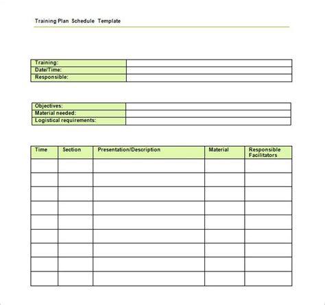workout plan template pdf plan template incheonfair