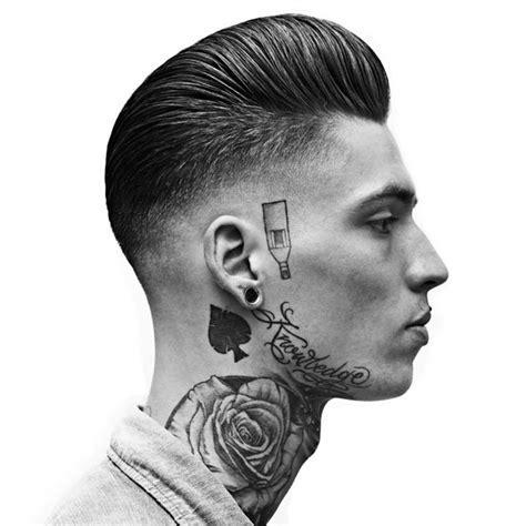 The Low Razor Fade Haircut