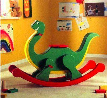 rocking horse wood toys