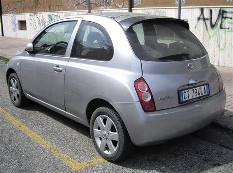 Cofano Portellone Posteriore Nissan Micra K12 Dal 3/2003