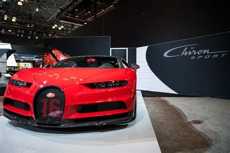 As you might expect, 261mph is plenty fast. Bugatti Chiron Sport at the New York International Auto Sh…   Flickr