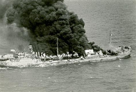 German U Boats Sunk American Ships by Arrow Apalachicola Region Resources On The Web History