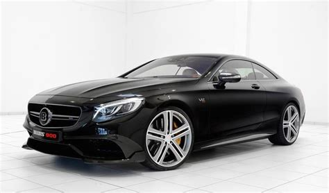 S65 Amg Brabus by Tuningcars Brabus Mercedes S65 Amg Coupe Rocket 900