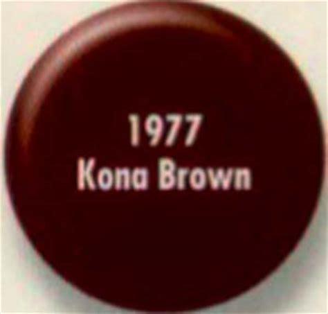 rustoleum 19777 1977730 kona brown painters touch size 1 2