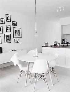 Weiße Stühle Esszimmer : stilvolle essgruppe f r dein esszimmer oder k che in wei esszimmer pinterest ~ Eleganceandgraceweddings.com Haus und Dekorationen