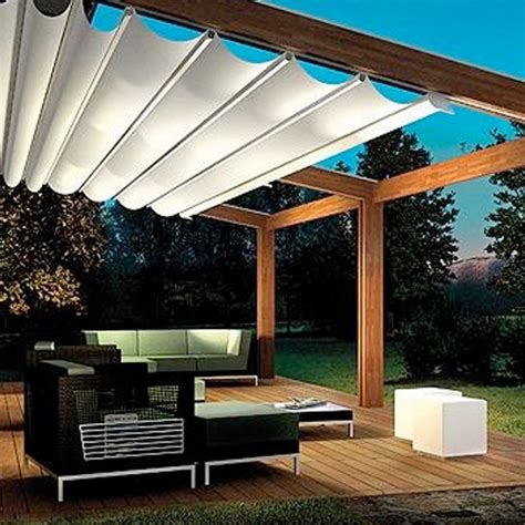 custom retractable awning backyard pergola pergola canopy outdoor