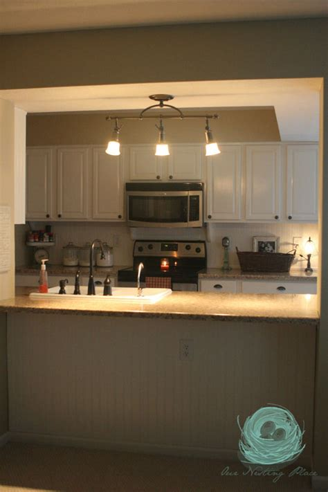 aged kitchen cabinets still need those stools they are on my wish list 1183
