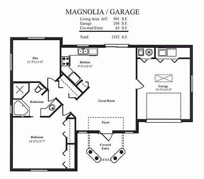 Floor Plans Guest Living Plan Pool Quarters