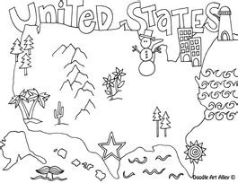 country coloring pages doodle art alley