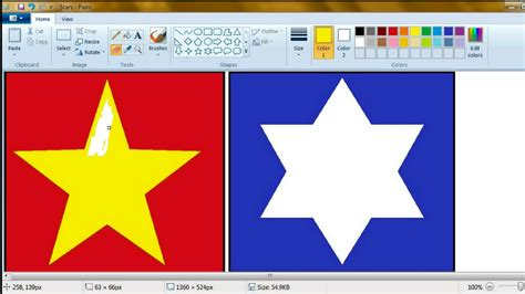 paint net color replacement how to use color replacement in ms paint 8 steps wikihow