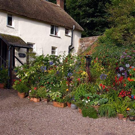 Cottage Container Garden Ideas