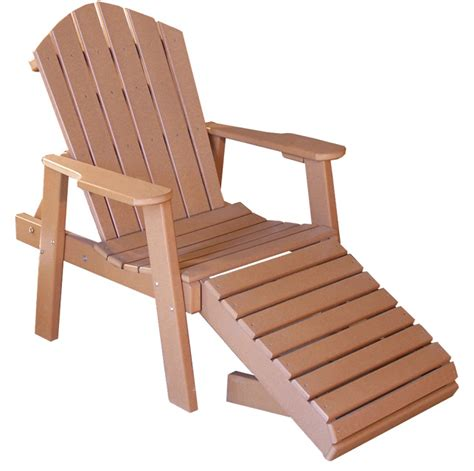 creek cradle lounger cing chair classic poly wood chaise lounge