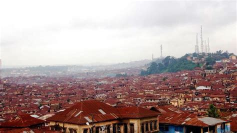 Navigating Ibadan Early Epicentre Of Oke-ado
