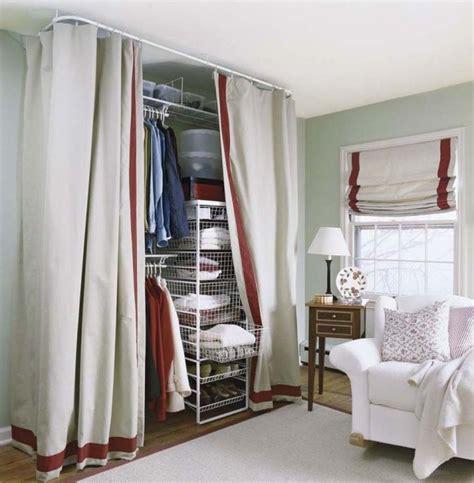 Offener Schrank Mit Vorhang offener kleiderschrank mit vorhang vorh 228 nge vorhang
