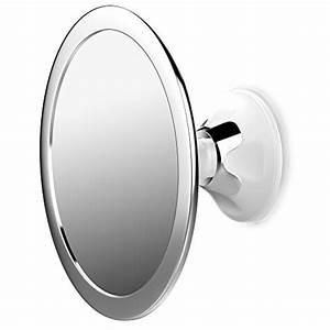 Spiegel Silber Rund : jerrybox antibeschlag duschspiegel beschlagfreier rasierspiegel 360 grad drehbarer badspiegel ~ Whattoseeinmadrid.com Haus und Dekorationen