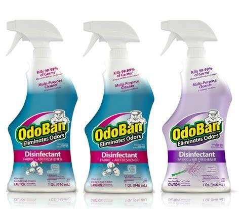 odoban disinfectant odor eliminator  freshener oz