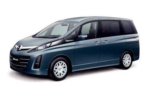 mazda van new mazda minivan autos post