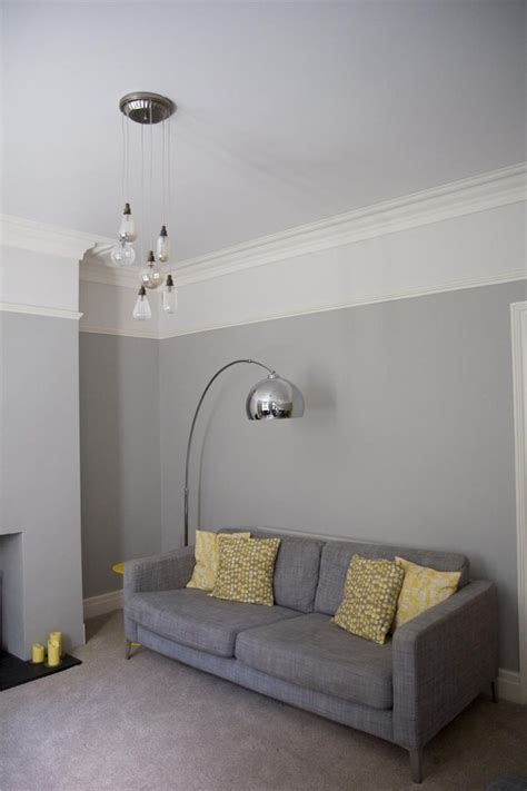 restored south facing victorian terrace sitting room