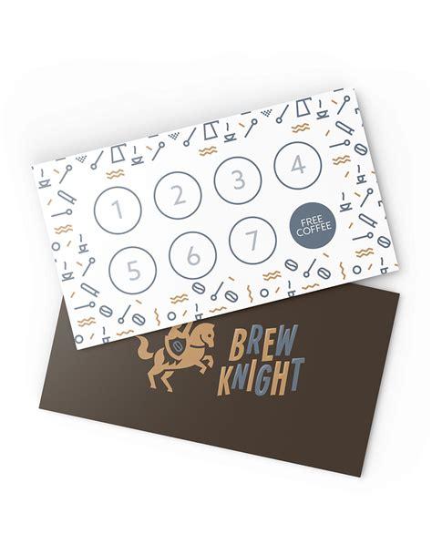 loyalty reward card printing