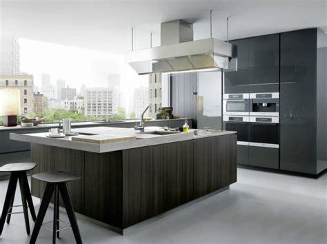 cuisine laqu馥 grise cuisine laque grise cuisine laquee grise cuisine laque blanche plan de travail gris cuisine gris et bois en 50 modles varis pour programme