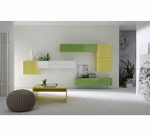 Meuble Salon Moderne : meuble suspendu 4143 ~ Premium-room.com Idées de Décoration