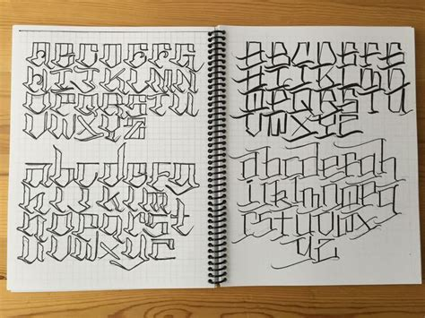 Collection of Big Meas Lettering Guide Www Pixshark