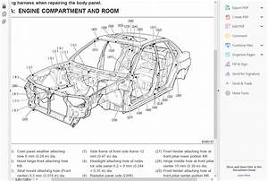 Official Workshop Service Repair Manual Subaru Legacy 1998