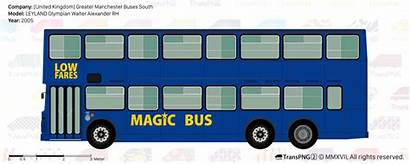 Transpng Bus Buses Manchester Greater South Views