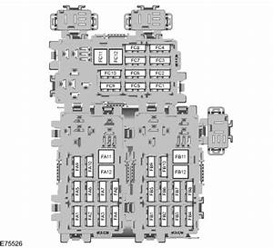 Ford Galaxy Mk2  2006  U2013 2014   U2013 Fuse Box Diagram  Eu Version