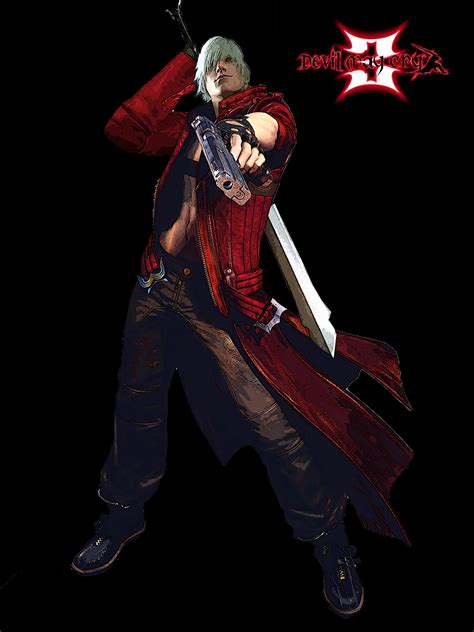 Dante Devil May Cry Page 6 Of 18 Zerochan Anime